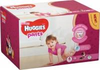 Подгузники Huggies Pants Girl 4 / 72 pcs