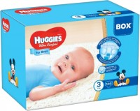 Фото - Подгузники Huggies Ultra Comfort Boy 3 / 144 pcs