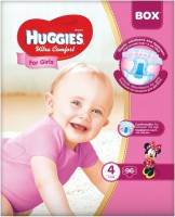 Фото - Подгузники Huggies Ultra Comfort Girl 4 / 96 pcs