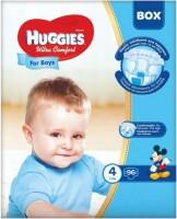 Фото - Подгузники Huggies Ultra Comfort Boy 4 / 96 pcs