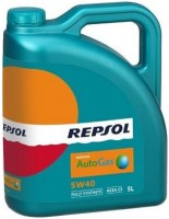 Моторное масло Repsol AutoGas 5W-40 5L