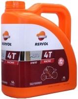 Моторное масло Repsol Moto Racing 4T 10W-50 4L