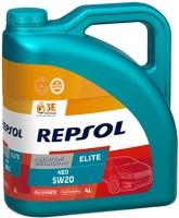 Моторное масло Repsol Elite Neo 5W-20 4L