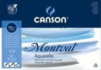 Блокнот Canson Montval A3