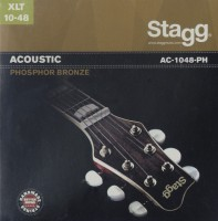 Фото - Струны Stagg Acoustic Phosphor-Bronze 10-48