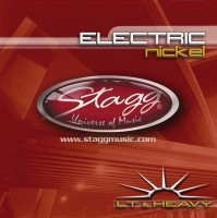 Фото - Струны Stagg Electric Nickel-Plated Steel 10-52