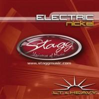 Струны Stagg Electric Nickel-Plated Steel 10-52