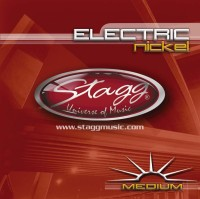 Фото - Струны Stagg Electric Nickel-Plated Steel 11-52