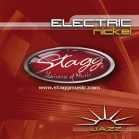 Фото - Струны Stagg Electric Nickel-Plated Steel 12-54