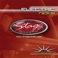 Струны Stagg Electric Nickel-Plated Steel 12-54