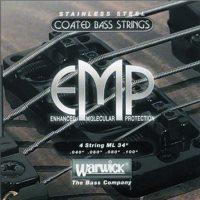 Фото - Струны Warwick Black Label EMP ML4 40-100