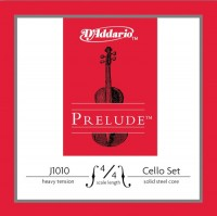 Фото - Струны DAddario Prelude Cello 4/4 High