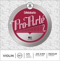 Струны DAddario Pro-Arte Violin 4/4  Medium
