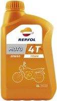 Моторное масло Repsol Moto Town 4T 20W-50 1L