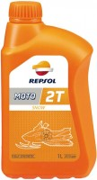 Моторное масло Repsol Moto Snow 2T 1L