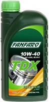 Моторное масло Fanfaro TDX 10W-40 1L