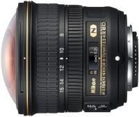 Фото - Объектив Nikon 8-15mm F3.5-4.5E ED AF-S Nikkor Fisheye