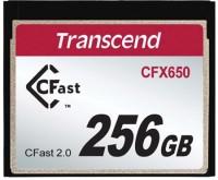 Фото - Карта памяти Transcend CompactFlash 650x 256Gb