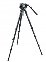 Фото - Штатив Manfrotto Pro Single CF Kit 100
