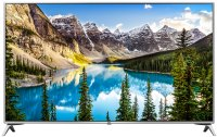Фото - LCD телевизор LG 55UJ651V