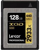 Фото - Карта памяти Lexar Professional 2933x XQD 128Gb