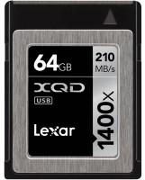 Фото - Карта памяти Lexar Professional 1400x XQD 64Gb