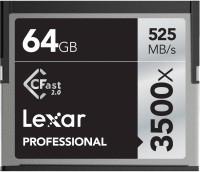 Фото - Карта памяти Lexar Professional 3500x CompactFlash 64Gb