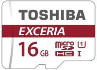 Фото - Карта памяти Toshiba Exceria M302 microSDHC UHS-I U1 16Gb