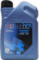 Моторное масло Fosser Garant Diesel 15W-40 1L