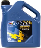 Моторное масло Fosser Premium Special F 5W-30 4L