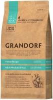 Фото - Корм для собак Grandorf Adult All Breed 4 Meat/Rice 1 kg