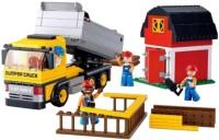 Конструктор Sluban Dump Truck M38-B0552