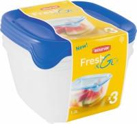 Фото - Пищевой контейнер Curver Fresh&Go 3x1.2L