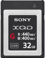 Карта памяти Sony XQD G Series 32Gb