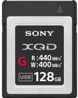 Фото - Карта памяти Sony XQD G Series 128Gb
