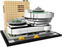 Фото - Конструктор Lego Solomon R. Guggenheim Museum 21035