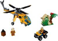 Фото - Конструктор Lego Jungle Cargo Helicopter 60158
