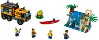 Фото - Конструктор Lego Jungle Mobile Lab 60160