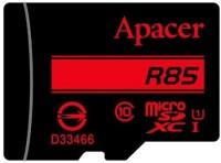 Фото - Карта памяти Apacer microSDXC R85 UHS-I U1 Class 10 64Gb