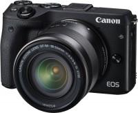 Фото - Фотоаппарат Canon EOS M3 kit 15-45