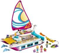 Фото - Конструктор Lego Sunshine Catamaran 41317