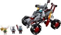 Фото - Конструктор Lego Wakz Pack Tracker 70004