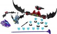 Фото - Конструктор Lego Bat Strike 70137