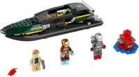 Фото - Конструктор Lego Iron Man Extremis Sea Port Battle 76006