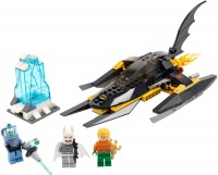 Фото - Конструктор Lego Arctic Batman vs. Mr. Freeze Aquaman on Ice 76000
