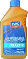Моторное масло Yukoil Praktik 20W-50 1L