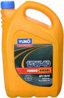 Моторное масло Yukoil Turbo Diesel 15W-40 5L