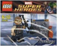 Фото - Конструктор Lego Hawkeye with Equipment 30165