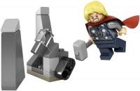 Фото - Конструктор Lego Thor and the Cosmic Cube 30163
