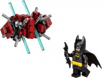 Фото - Конструктор Lego Batman in the Phantom Zone 30522